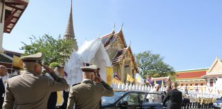 Pope Francis in Thailand - Licas news