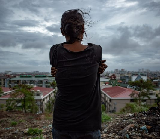 Domestic abuse victim - Philippines - Licas news