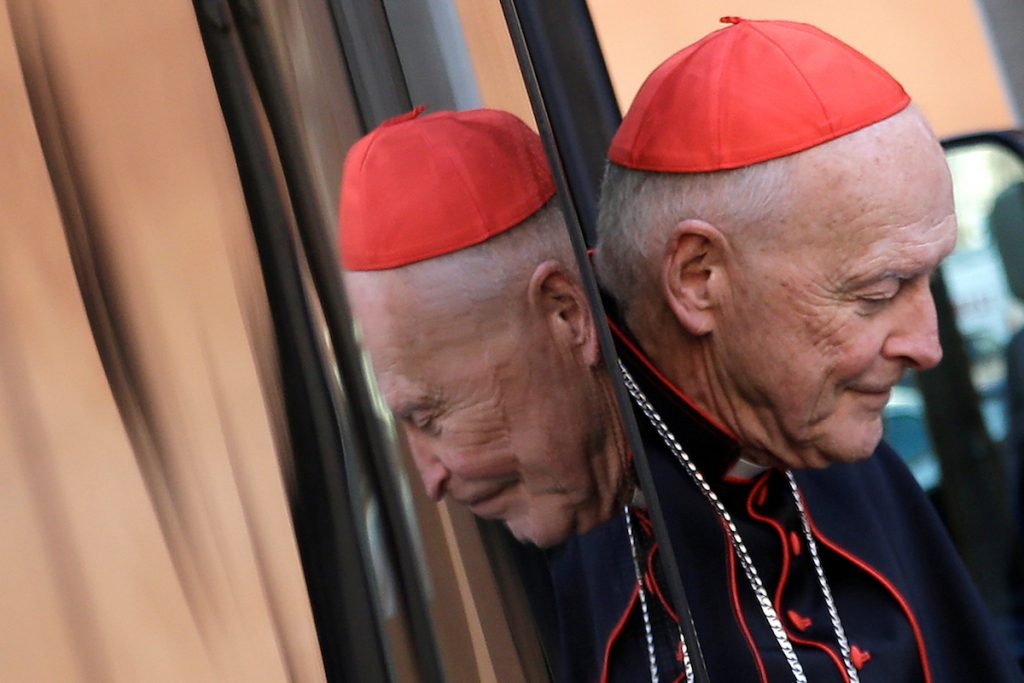 Cardinal Theodore Edgar McCarrick | Licas News