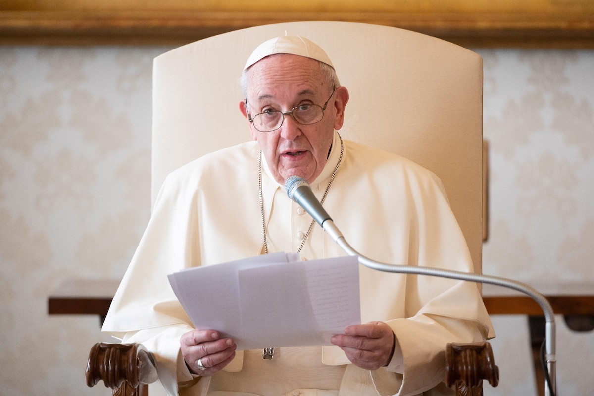 Pope Francis calls for full integration of persons with disabilities in society | Catholic News in Asia | LiCAS.news | Licas News