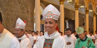 Bishop Socrates Mesiona