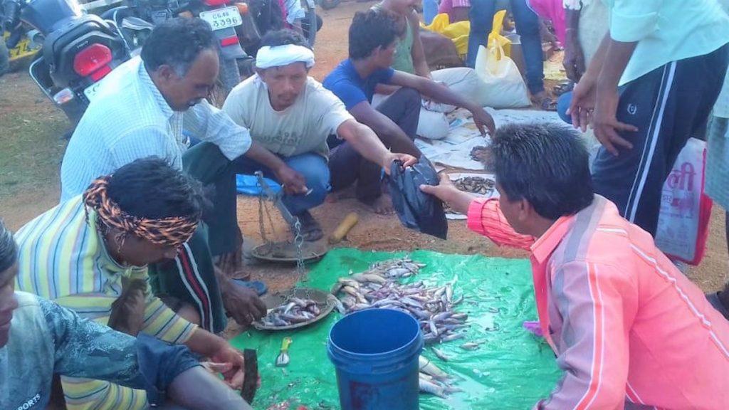 sell fish